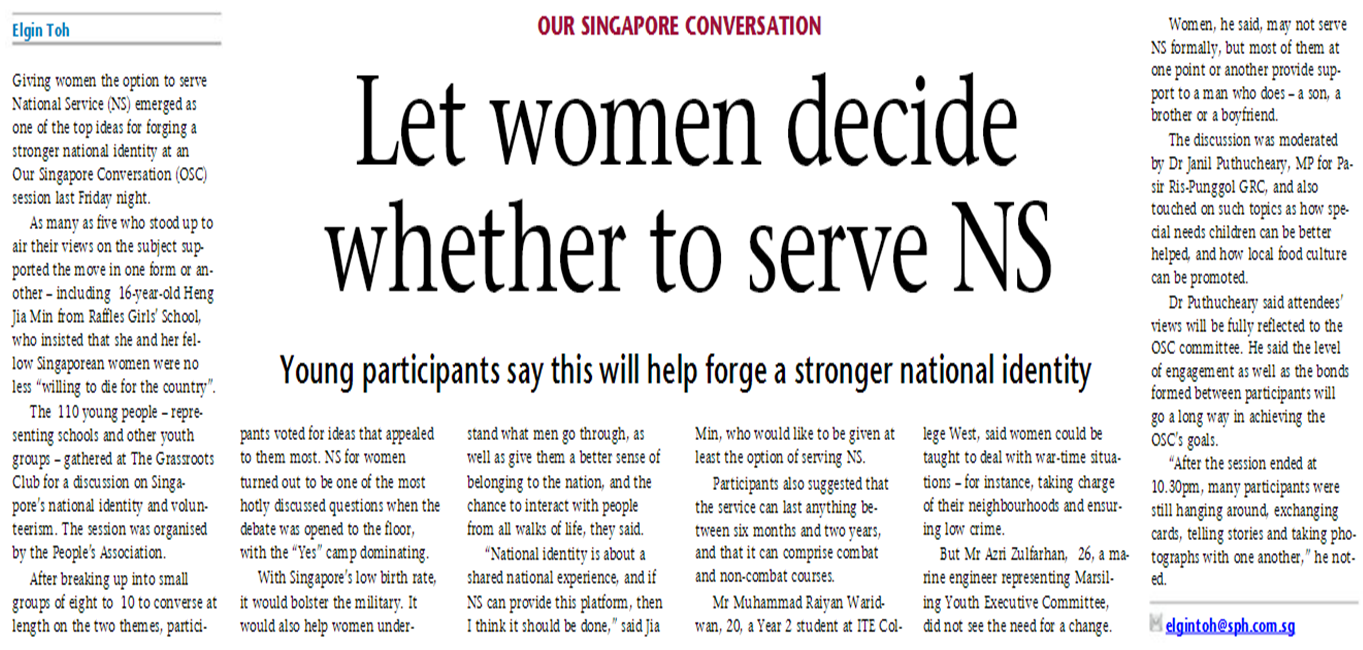 national service for women The national coalition against domestic violence (ncadv) is the voice of victims and survivors  of women in the united states have been raped upcoming events.