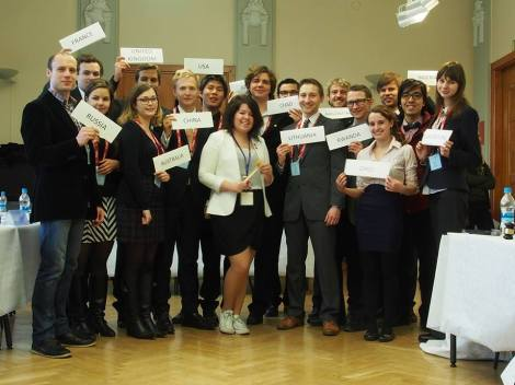The Finnish Model United Nations