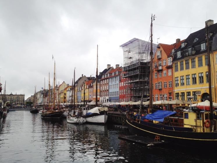1. Copenhagen, Denmark.