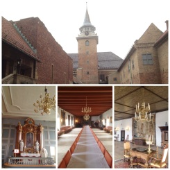 7. Used today for state events, the Akershus Castle was once a fortified castle in the defence of Oslo. The audio guide is very useful, bottom from left to right: the altar of the castle church; the Romerike Hall, reserved for official banquets; and the Hall of King Christian IV. You could also walk around the fortress grounds of the castle, and visit the Norwegian Resistance Museum, housed at a spot where patriots were executed by the Nazis during the war.