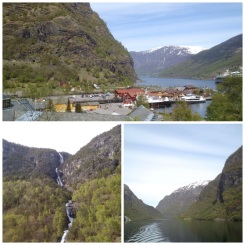 13. Nærøyfjorden has been recognised by UNESCO as a World Heritage site, and seeing is believing. Pay close attention to the announcements on the ferry, which tells tourists more about specific towns, waterfalls, or natural phenomena. Prime sightseeing locations depend on the time of the ferry (the direction of the sun for instance), though the right side on the top deck was nice. I roamed around nonetheless.