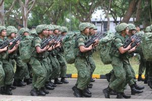 Abolish conscription and put in place an army staffed by regulars instead. How to go about doing this? We probably have enough money to raise the salary of our regulars to attract more Singaporeans to serve of their own volition.