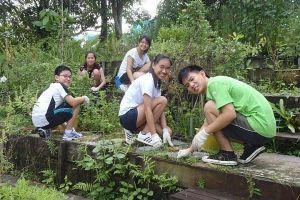Volunteers of GUI / Image Credit: inSing.