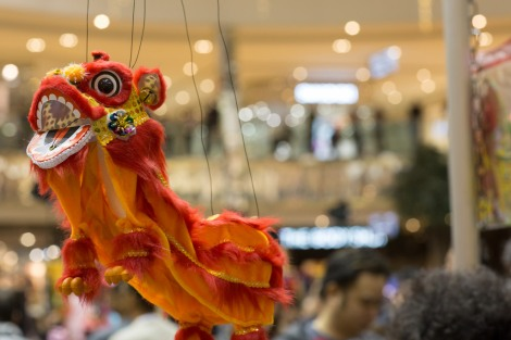 Taking Chinese New Year For Granted