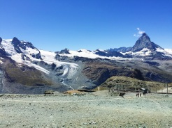 17. Additional views from the summits (Gornergrat).