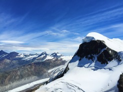 18. Additional views from the summits (glacier paradise).