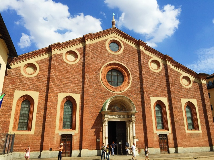 "1. A UNESCO World Heritage site, the Santa Maria delle Grazie (Church and Dominican Convent of the Holy Mary of Grace) contains the mural painting ""The Last Supper"", by painter and sculptor Leonardo da Vinci. Even though I did get lost, the location is but a short walk from a nearby metro station, and entrance into the church is free."