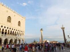 10. Another view of the Palazzo Ducale.