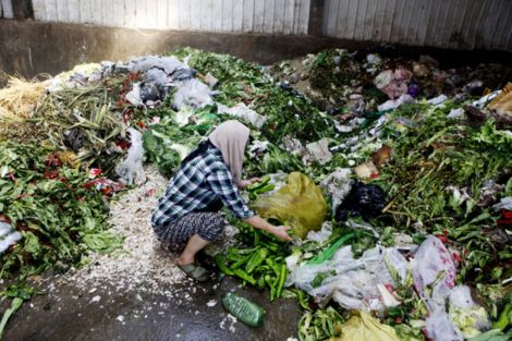 Doubts Over Campaign Against FoodWastage
