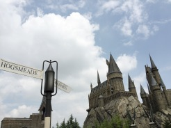 11. A highlight in the park is The Wizarding World of Harry Potter, where a timed ticket is needed for entry. The express passes notwithstanding, advance tickets often do not include these times tickets, so: get to the park early, upon entry head straight to the counter within the park, and choose earlier timings before the area is crowded.