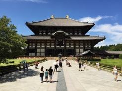 16. Another shot of the Tōdai-ji.