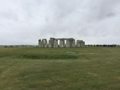 22. The prehistoric monument that is Stonehenge - constructed thousands of years ago - with different myths surrounding the stones and their functions.