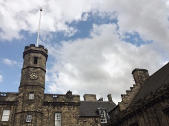 7. Make quick visits to some of the buildings in Edinburgh Castle, in particular to see The Great Hall, the Crown Jewels, and Saint Margaret's Chapel. This is not the most extravagant or beautiful European castle, yet there is a great deal of history, so some knowledge of that is important.