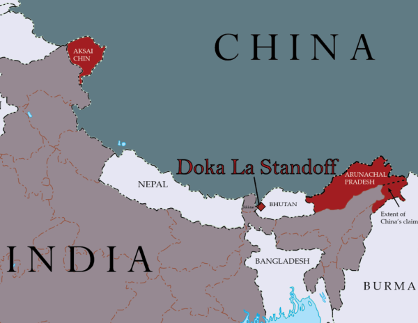 Taken from https://warontherocks.com/2017/07/high-noon-in-the-himalayas-behind-the-china-india-standoff-at-doka-la/.