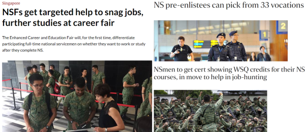 NS Job-Readiness Schemes Aplenty. But Who's Keeping Count - And Track?