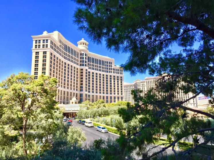 1. Las Vegas, Nevada.