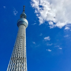 26. The Tokyo Skytree is the second tallest structure in the world, and in addition to its observation decks it also houses the commercial facility known as Tokyo Solamachi, where there are plenty of dining and shopping options.